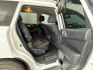 2018 Nissan Pathfinder R52 Series II MY17 ST X-tronic 4WD White 1 Speed Constant Variable Wagon