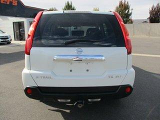 2008 Nissan X-Trail T31 TS White 6 Speed Sports Automatic Wagon