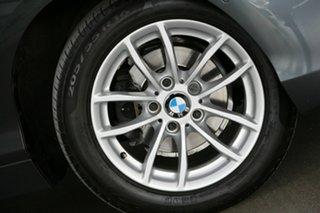2014 BMW 1 Series F20 MY0314 116i Steptronic Grey 8 Speed Sports Automatic Hatchback.