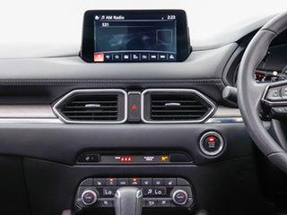 2020 Mazda CX-5 CX-5J Akera Turbo (AWD) Blue 6 Speed Automatic Wagon