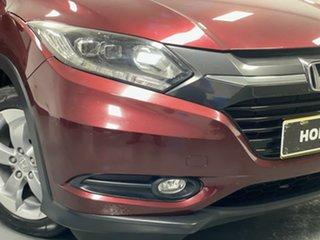 2017 Honda HR-V MY17 VTi-S Carnelian Red 1 Speed Constant Variable Hatchback.