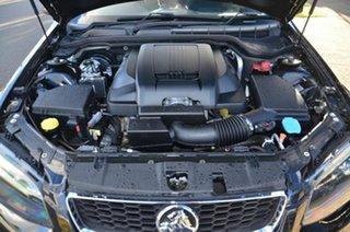 2012 Holden Commodore VE II MY12 SV6 Black 6 Speed Automatic Sedan