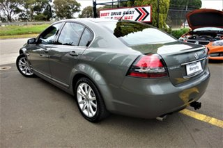 2010 Holden Calais VE II Grey 6 Speed Sports Automatic Sedan