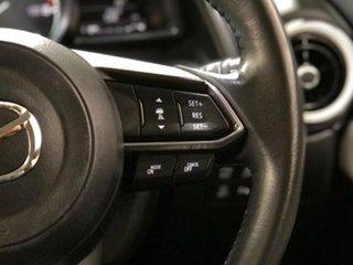 2018 Mazda CX-3 DK2W7A Akari SKYACTIV-Drive FWD LE White 6 Speed Sports Automatic Wagon