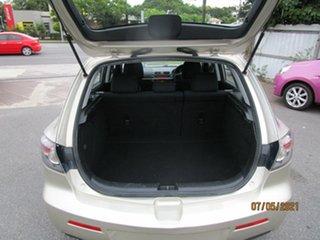 2008 Mazda 3 BK MY06 Upgrade Neo Gold 5 Speed Manual Hatchback