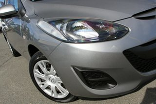 2011 Mazda 2 DE10Y2 MY12 Neo Aluminium 4 Speed Automatic Hatchback.