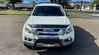 2018 Isuzu MU-X MY18 LS-U Rev-Tronic White 6 Speed Sports Automatic Wagon.