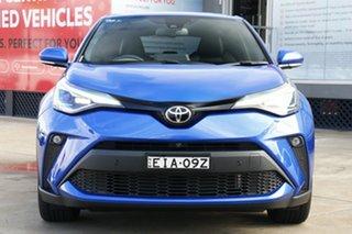 2020 Toyota C-HR NGX50R Koba S-CVT AWD Nebula Blue 7 Speed Constant Variable Wagon