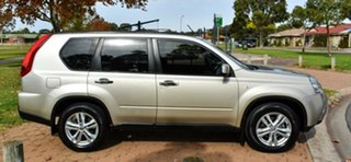 2013 Nissan X-Trail T31 Series V ST Gold 1 Speed Constant Variable Wagon