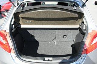 2012 Mazda 2 DE10Y2 MY13 Neo Silver 4 Speed Automatic Hatchback