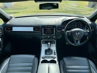 2014 Volkswagen Touareg 7P MY14 V8 TDI Tiptronic 4MOTION R-Line Black/Grey 8 Speed Sports Automatic