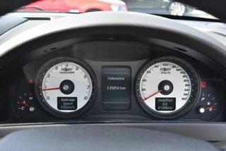 2010 Holden Special Vehicles ClubSport E2 Series R8 Black 6 Speed Manual Sedan