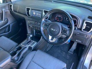 2016 Kia Sportage QL MY17 Si 2WD Silver 6 Speed Sports Automatic Wagon.