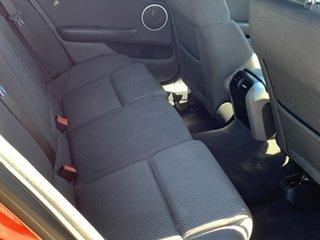 2011 Holden Commodore VE II SV6 Red/020611 6 Speed Manual Sedan