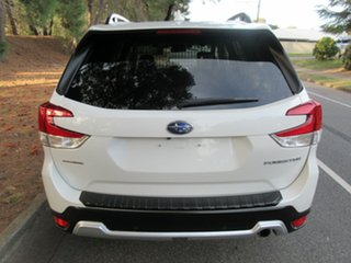 2018 Subaru Forester S5 MY19 2.5i-S CVT AWD White 7 Speed Constant Variable Wagon