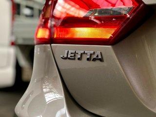 2013 Volkswagen Jetta 1B MY13.5 118TSI DSG Gold/cloh 7 Speed Sports Automatic Dual Clutch Sedan