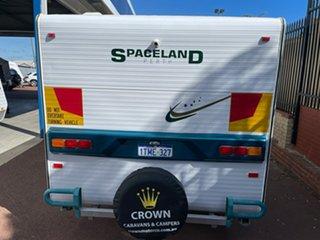2011 Spaceland Caravans Deluxe Caravan