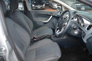 2011 Ford Fiesta WT Zetec Silver 5 Speed Manual Hatchback