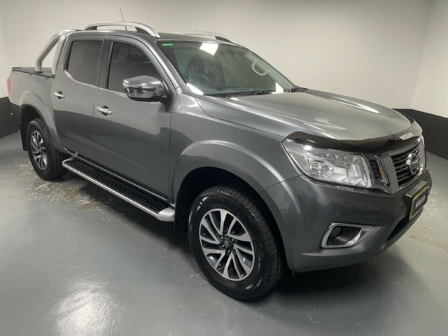 Used Nissan Navara D23 S2 ST-X Rutherford, 2017 Nissan Navara D23 S2 ST-X Grey 7 Speed Sports Automatic Utility