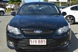 2012 Ford Falcon FG MK2 XR6 Black 6 Speed Manual Utility.