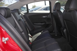2014 Holden Commodore VF MY14 SS Red 6 Speed Manual Sedan