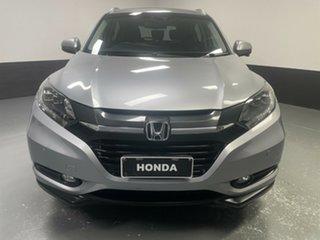2016 Honda HR-V MY16 VTi-L Silver 1 Speed Constant Variable Hatchback.