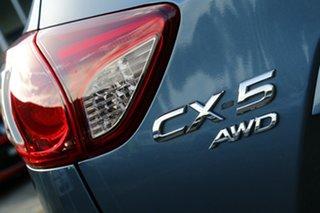 2016 Mazda CX-5 KE1032 Maxx SKYACTIV-Drive AWD Blue Reflex 6 Speed Sports Automatic Wagon