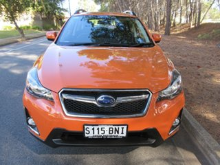 2016 Subaru XV G4X MY17 2.0i Lineartronic AWD Special Edition Orange 6 Speed Constant Variable Wagon