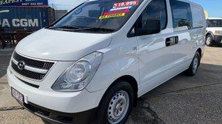 2012 Hyundai iLOAD TQ MY11 White 5 Speed Automatic Van