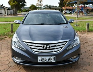 2010 Hyundai i45 YF Premium Grey 6 Speed Sports Automatic Sedan