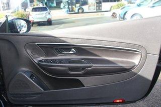 2013 Volkswagen EOS 1F MY13.5 155TSI DSG Black 6 Speed Sports Automatic Dual Clutch Convertible