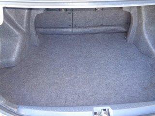 2006 Toyota Yaris NCP93R YRS White 5 Speed Manual Sedan