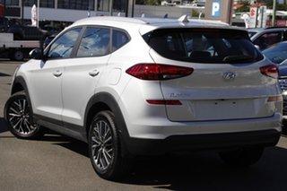 2019 Hyundai Tucson TL4 MY20 Active X 2WD Silver 6 Speed Automatic Wagon.