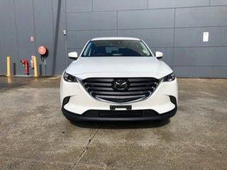 2021 Mazda CX-9 TC Touring SKYACTIV-Drive Snowflake White 6 Speed Sports Automatic Wagon.