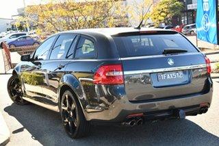 2017 Holden Commodore VF II MY17 SS Sportwagon Grey 6 Speed Sports Automatic Wagon.