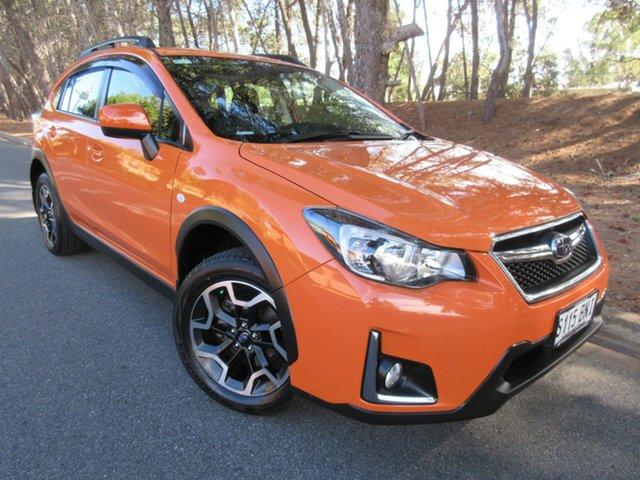Used Subaru XV G4X MY17 2.0i Lineartronic AWD Special Edition Reynella, 2016 Subaru XV G4X MY17 2.0i Lineartronic AWD Special Edition Orange 6 Speed Constant Variable Wagon