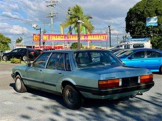 1986 Ford Fairlane ZL Crystal Mint 3 Speed Automatic Sedan