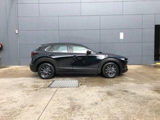 2021 Mazda CX-30 DM2W7A G20 SKYACTIV-Drive Pure Jet Black 6 Speed Sports Automatic Wagon.