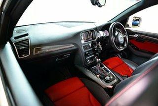 2014 Audi SQ5 8R MY15 TDI Tiptronic Quattro Grey 8 Speed Sports Automatic Wagon