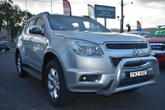 Used Holden Colorado 7 RG MY13 LTZ Gosford, 2012 Holden Colorado 7 RG MY13 LTZ Nitrate 6 Speed Sports Automatic Wagon