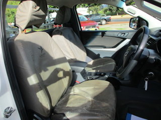 2017 Mazda BT-50 MY16 XT White 6 Speed Automatic Single Cab