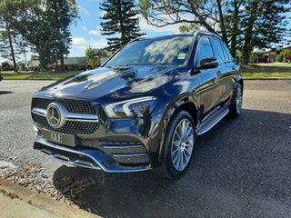 2021 Mercedes-Benz GLE-Class V167 801+051MY GLE300 d 9G-Tronic 4MATIC Obsidian Black Metallic.