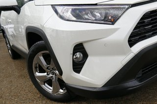 2019 Toyota RAV4 Mxaa52R GXL 2WD White 10 Speed Constant Variable Wagon.