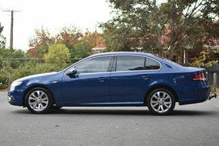 2009 Ford Falcon FG G6 Blue 6 Speed Sports Automatic Sedan