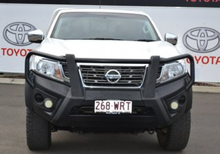 2016 Nissan Navara D23 Series II ST (4x4) Red 7 Speed Automatic Dual Cab Utility