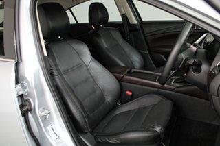 2016 Mazda 6 GJ1022 Atenza SKYACTIV-Drive Silver 6 Speed Sports Automatic Sedan