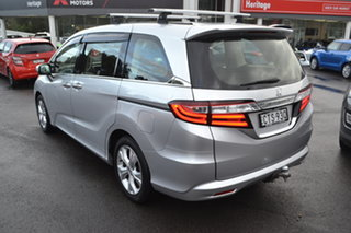 2014 Honda Odyssey RC MY14 VTi Silver 7 Speed Constant Variable Wagon