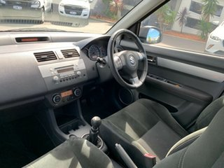 2009 Suzuki Swift RS415 RE4 White 5 Speed Manual Hatchback