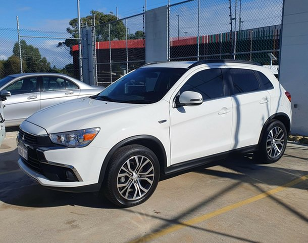 Used Mitsubishi ASX XC MY17 LS Edgewater, 2016 Mitsubishi ASX XC MY17 LS White 6 Speed Sports Automatic Wagon