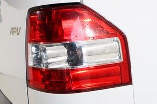 2014 Suzuki APV White 5 Speed Manual Van